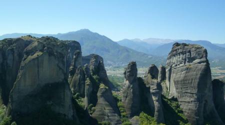 Meteora: i luoghi dell'anima